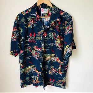 Hawaiian Original Button Down